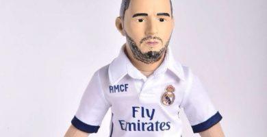 Muñeco Real Madrid